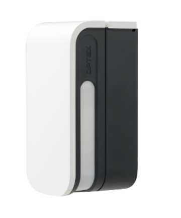 Optex Wireless Outdoor Motion Detector BXS-R Front View