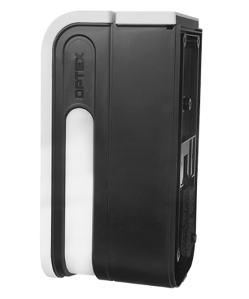 Optex Wireless Outdoor Motion Detector BXS-R Side View